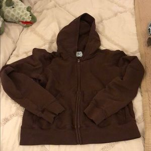 Juicy couture cotton hoodie